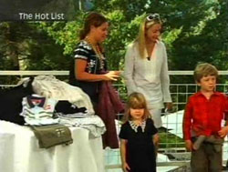 Sue talks about Children's fashion on this week's Morning, Noon and Night Show.